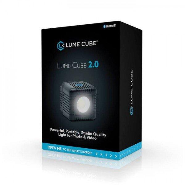Lume Cube 2.0 studiolamp | NEBO dé fotospecialist