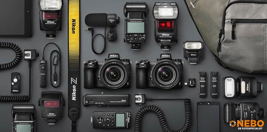 Nikon Z serie review - blog NEBO