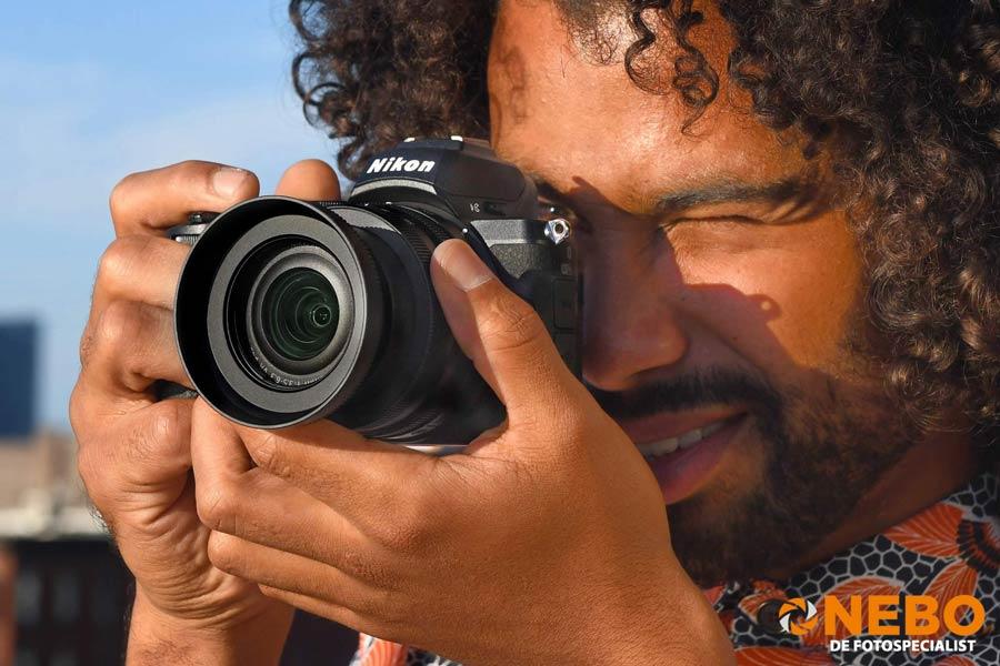 NEBO blog Nikon Z50 review