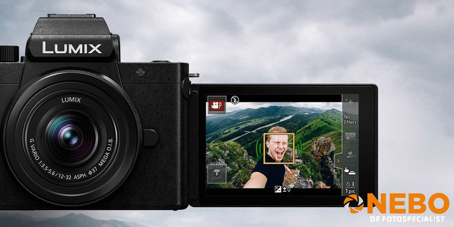 Review Panasonic Lumix G100 systeemcamera
