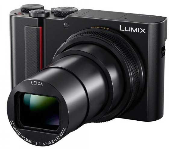 Panasonic Lumix TZ200 review