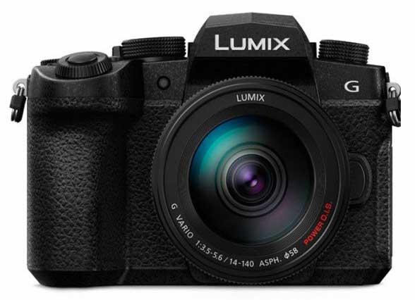 NEBO Panasonic G90 fotocamera