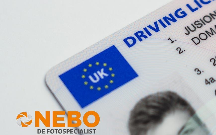 Goed voorbereid op reis   pasfoto maken voor rijbewijs