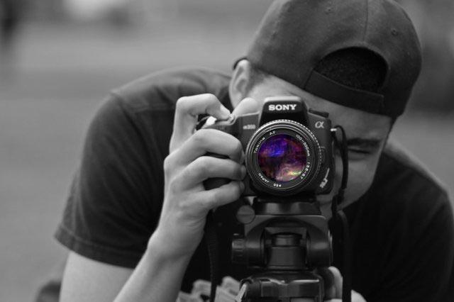 Sony fotocamera kopen NEBO