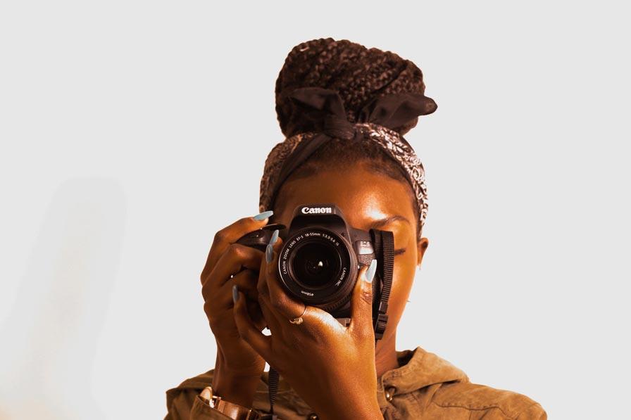 starten met fotografie - welke camera kopen NEBO
