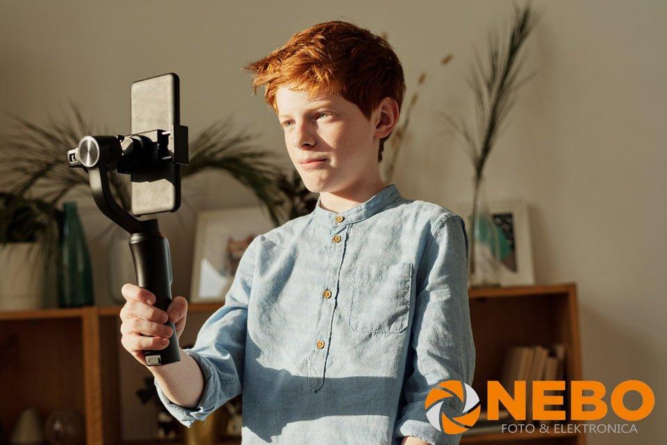 Tip waar let je op bij het kopen van een vlogcamera NEBO