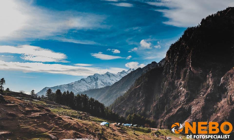 Blog Tips voor landschapsfotografie NEBO