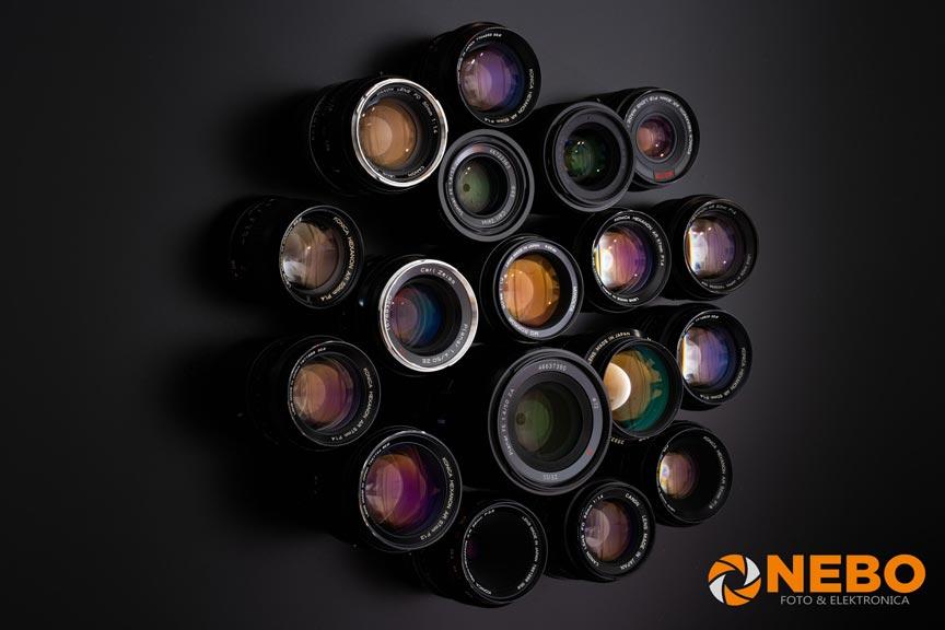 Welke lens kopen voor je camera NEBO