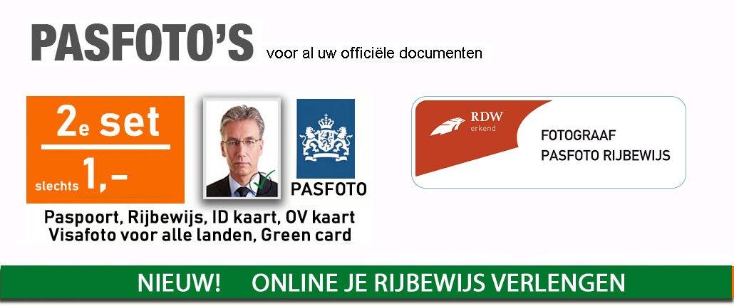 pasfoto voor rijbewijs maken Den Haag