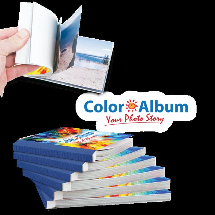Kodak colorboek compact
