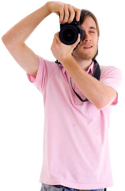 Fotograaf pasfoto maken NEBO