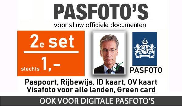 NEBO pasfoto paspoort of rijbewijs maken