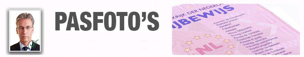 Pasfoto maken officiële documenten NEBO