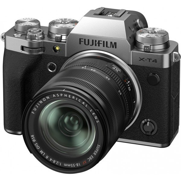 fujifilm systeemcamera