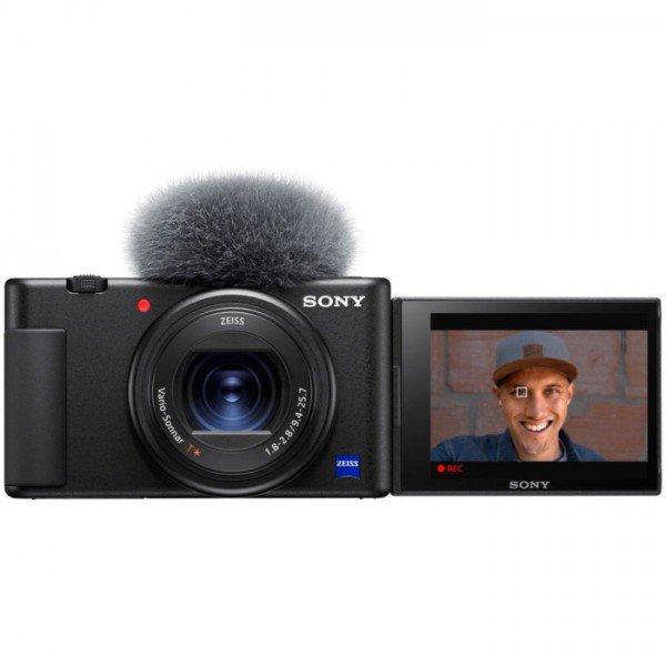 sony vlog camera