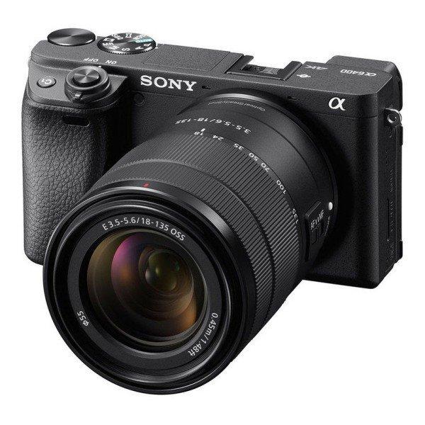 Sony A6400+18-135