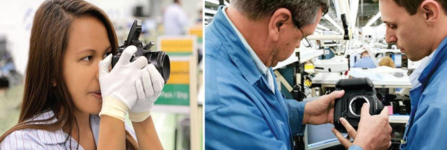 NEBO professioneel fotocamera reinigen