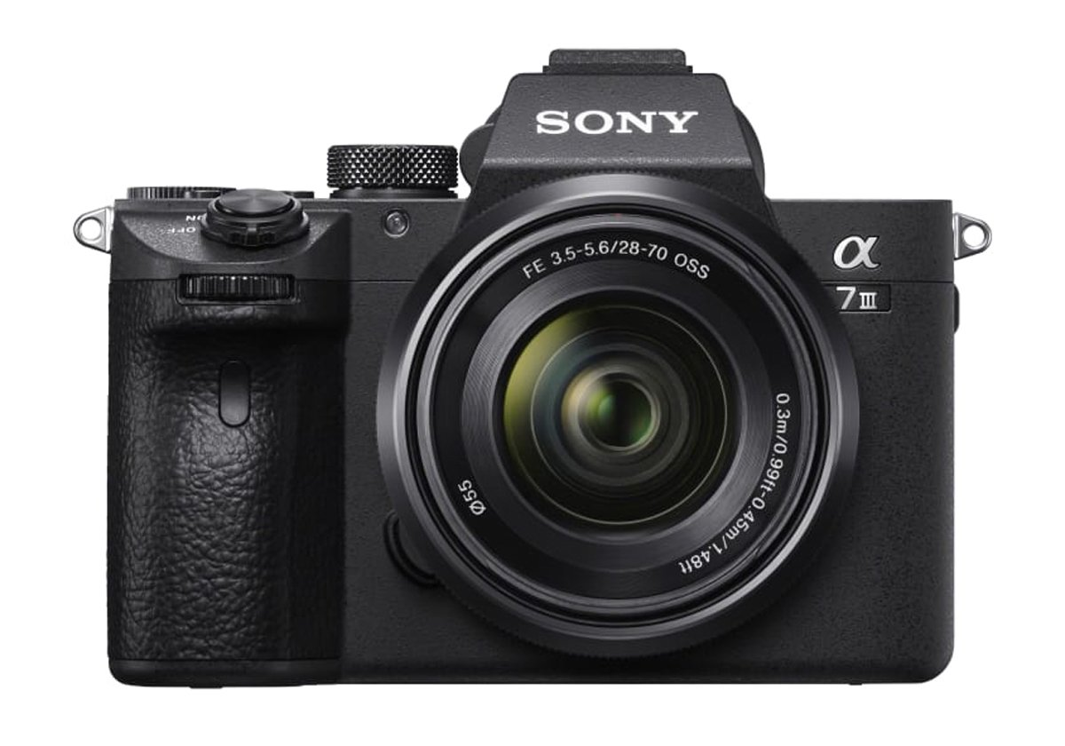 Beste koop systeemcamera 2019 | Sony Alpha 7 III systeemcamera