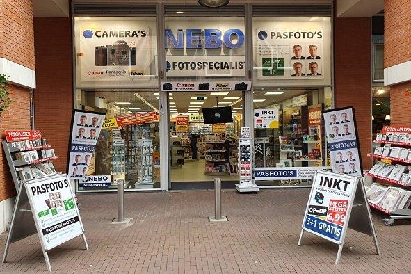 pasfoto maken fotograaf fotowinkel Pijnacker Nootdorp