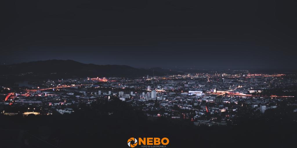 panorama 360 graden stad