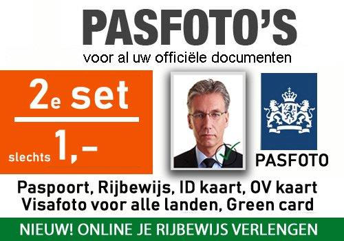 Nebo Den Haag pasfoto maken